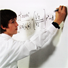 lukesmith: Luke writing a complex equation on a whiteboard (Default)