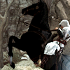 xachyn: (Altaïr on a horse)