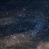 serpentine: stars in the night sky (Nature - Stars)