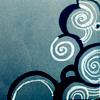 exiophiam: (blue swirl)