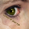 "kerravonsen: The corner of Amy Pond's eye: ""corner of your eye"" (Amy)"