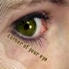 """kerravonsen: The corner of Amy Pond's eye: """"corner of your eye"""" (Amy, corner-of-your-eye, Amy-eye)"""