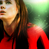 thingswithwings: Amy from doctor who looks up in awe (dw - amy looking up)