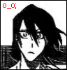annotated_em: Byakuya from Bleach (manga), looking astonished, o_o; (o_o;)