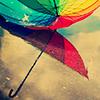 astro_noms: (rainbow umbrella)