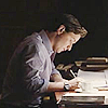 ihearyouthink: (62: at his desk)