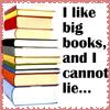 """timeasmymeasure: text icon reading """"I like big books and I cannot lie"""" (stock: i like big books)"""