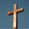 jack: cross against sky (cross, christian, bible)
