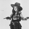 crayfish: (annie oakley, little girl blues)