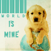 "lorax: Puppy Has World (Misc: Puppy ""World Is Mine"")"