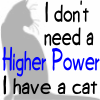 keeloca: (I don't need a higher power)