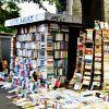 alexseanchai: outdoor library (books 1)