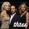 hot_tramp: threesome from battlestar galactica (bsg-capricabaltardanna)