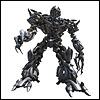 halialkers: A picture of Megatron from the Michael Bay films (Xhemharata Major)