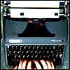 misslucyjane: (typewriter (overhead))