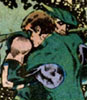 caiusmajor: DC Comics: Hal and Ollie hugging (Hal/Ollie HUG!)