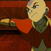 eruthros: Aang from Avatar: TLA looking cranky (Avatar - cranky aang)