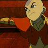 eruthros: Aang from Avatar: TLA looking cranky (Avatar - cranky aang)