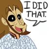 neotoma: Loki from Thistil Mistil Kistil being a dingbat (Loki-Dingbat)