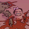 delphi: The Oglaf barbarian king's daughter, victorious in the pit of beasts. (oglaf)