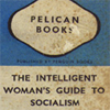 "kayloulee: a blue-and-white Penguin Paperback; title: ""The Intelligent Woman's Guide To Socialism"". (intelligent woman's guide to socialism)"