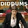 zeborah: Helen Clark telling an MP: Diddums. (diddums)