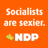 tellitslant: (ndp - socialists are sexier)