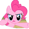 misskat: Pinkie Pie looking all WTF-y (Pinkie Pie WTF)