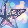 Ana: [holiday] star ornament