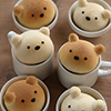 tetradecimal: (bears in cups)