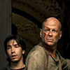 pensnest: Bruce Willis and Justin Long in Die Hard IV (Die Harder)