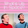 thez: O'Brien and Bashir are retro! (Deep Space Nine - What's Up in Space?)