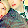 dynastessa: rose tyler + ten } doctor who (time can't stop us.)