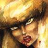 arethinn: angry she-wolf/she-elf (angry (rahnee))
