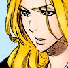 chomiji: Matsumoto Rangiku from Bleach, looking sad (Rangiku - sad thoughts)