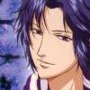 annotated_em: Yukimura (Prince of Tennis) three-quarters profile, smiling. (hanya)