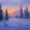 nakeisha: (Winter (Sunrise)) (Default)