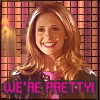 perletwo: darn your sinister attraction (buffybot - we're pretty)