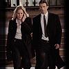 highlander_ii: IPS - Mary and Marshall walking in a courtroom  ([IPS] Mary and Marshall in court)