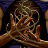 elf: Sime hands with tentacles (Tentacles-Sime)