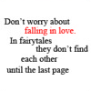 supertights: Text about falling in love (Love, Fairytale)