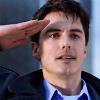 vae: Jack Harkness salutes you (Torchwood: Jack: salute)
