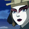 such_heights: suki in her kyoshi warrior makeup (avatar: suki)
