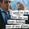 windress: (Iron Man - Tony Stark does not Jog)