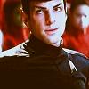lettered: (Spock)
