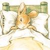 solosundance: Beatrix Potter (sick flopsy bunny)