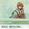 lilien: (hold nothing - sanzo)