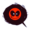 blue_soaring: (deadpool // smiley!)