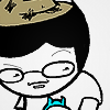 cyan_maid: (Yeah this is a shitty disguise)