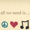 amirah: (All That We Need)